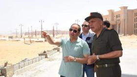الحكومة المصرية تعيد توزيع أراضي الدولة بقرار من السيسي