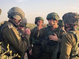 موقع عبري: كوخافي وضع ثلاثة أهداف أساسية لأي حرب قادمة ضد غزة
