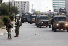 الاحتلال يقتحم واد الغروس شرق الخليل