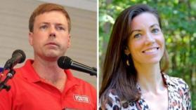 سياسي أمريكي يرفض إجراء مقابلة مع مراسلة صحافية خوفًا من زوجته