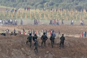 المقاومة الفلسطينية تصدر بيانا حول استشهاد شاب شمال غزة