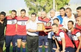 نجم القطاع إبراهيم العمور يعتزل بعد 20 عاماً من العطاء