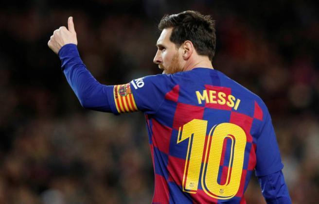 برشلونة يتخوف من فقدان ميسي في دوري أبطال أوروبا