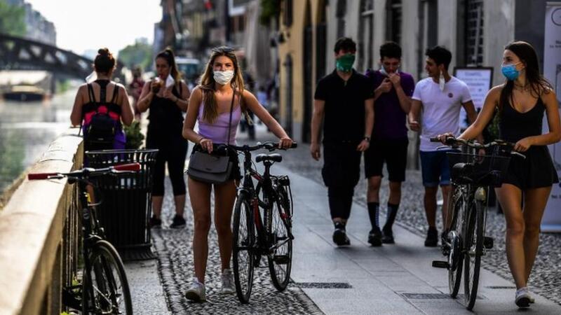 7 وفيات و 1009 إصابة جديدة بفيروس كورونا في اسرائيل