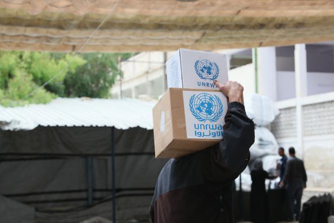 أونروا: استئناف توزيع المساعدات الغذائية الأسبوع المقبل