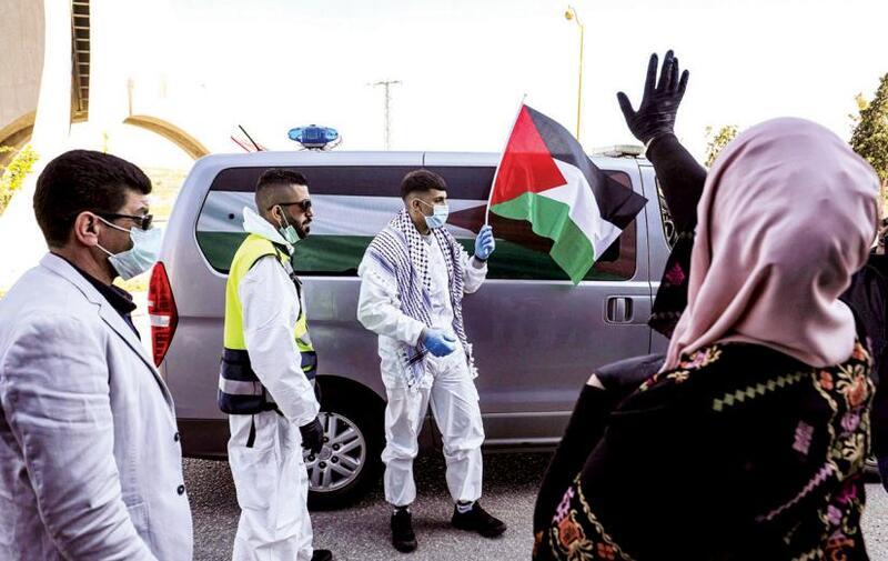 الجاليات الفلسطينية: وفيات كورونا ترتفع لـ203 والإصابات 4078