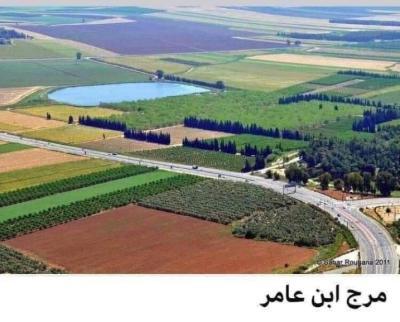 ربوع بلادنا الفلسطينية الجميلة