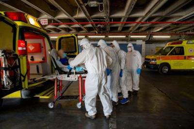 تسجيل 887 إصابة جديدة بفيروس كورونا في دولة الاحتلال