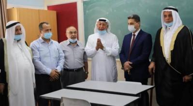 """تعليم غزة تنفذ خطة متكاملة للعودة الآمنة للمدارس في ظل تفشي """"كورونا"""""""