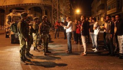 نابلس.. إصابات بالاختناق عقب اقتحام الاحتلال قرية عراق بورين