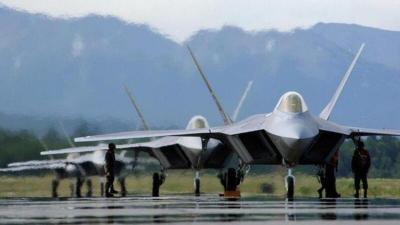 واشنطن تصادق على بيع طائرات الشبح من طراز F-22 إلى إسرائيل