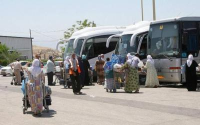 """إعلان هام من إدارة المعابر للمسافرين إلى """"الأردن"""""""