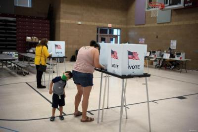 حقيقة مشكلة أجهزة التصويت الإلكتروني في الولايات المتحدة