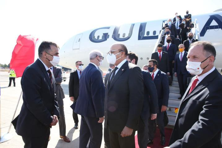 وصول الوفد البحريني إلى إسرائيل اليوم