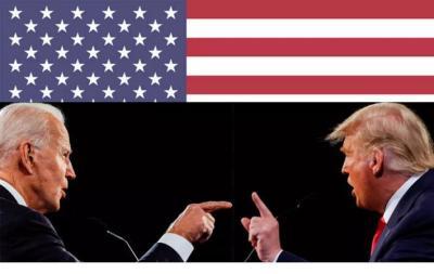الانتخابات الأمريكية : ترامب 174 صوتًا مقابل 234 لبايدن والهدف هو 270 صوتًا بالمجمع الانتخابي