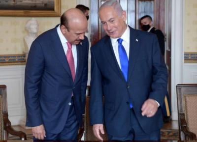 """وزير الخارجية البحريني يصل """"إسرائيل"""" يوم الأربعاء المقبل"""