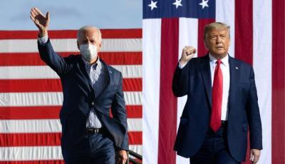 اليوم أمريكا تحسم صراع ترامب وبايدن على البيت الأبيض