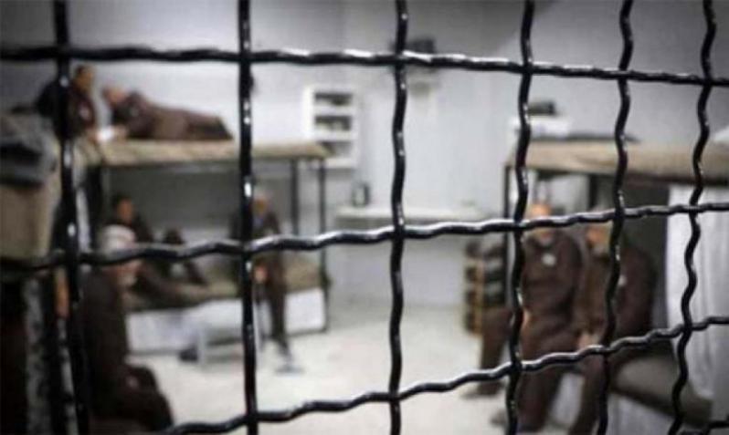 إصابة 11 اسيرا بفيروس كورونا في سجن جلبوعالاسرى