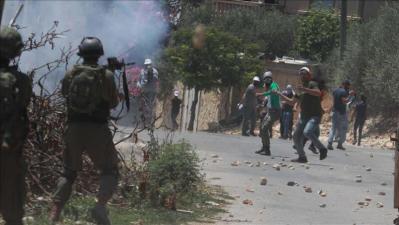 قوات الاحتلال يقتحم مناطق متفرقة في الضفة الغربية