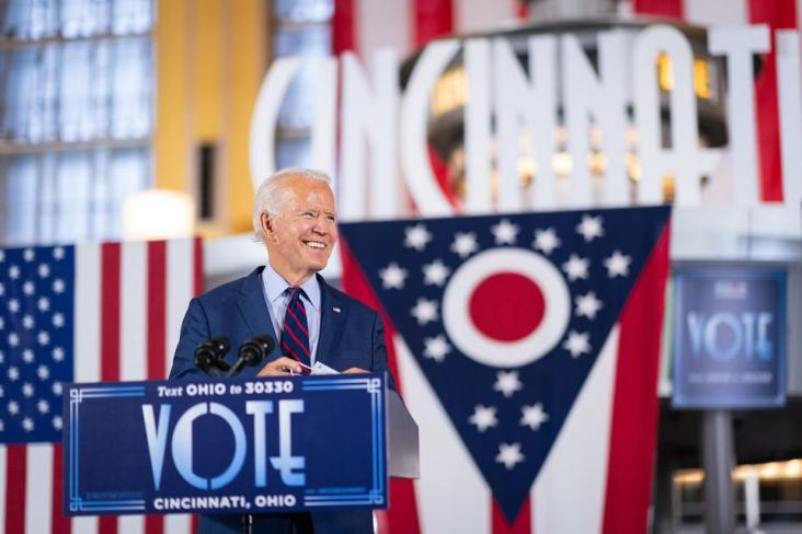 الإعلام الأمريكي: جو بايدن هو الرئيس 46 للولايات المتحدة