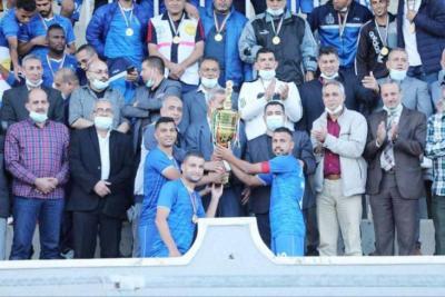 شباب رفح يحقق كأس السوبر للمرة الخامسة بتاريخه بفوزه على جاره الخدمات بركلات الترجيح