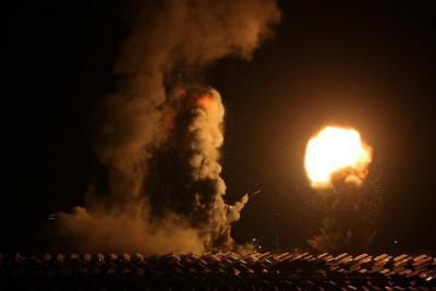 كم مرة هاجم الجيش الإسرائيلي قطاع غزة خلال العام الجاري؟
