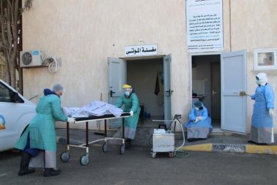 الصحة: تسجيل 19 حالة وفاة و1149 إصابة جديدة بفيروس (كورونا) في فلسطين