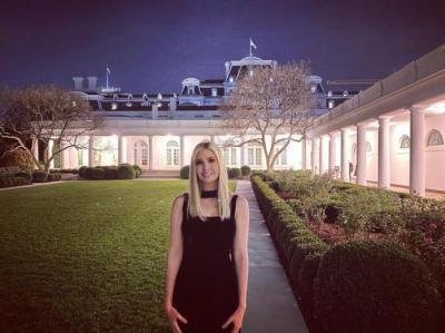 """ماذا ستفعل """"إيفانكا ترامب"""" بعد مغادرتها البيت الأبيض؟"""