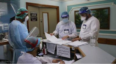 """""""الصحة"""" تنشر التقرير اليومي للحالة الوبائية لفيروس كورونا في فلسطين"""