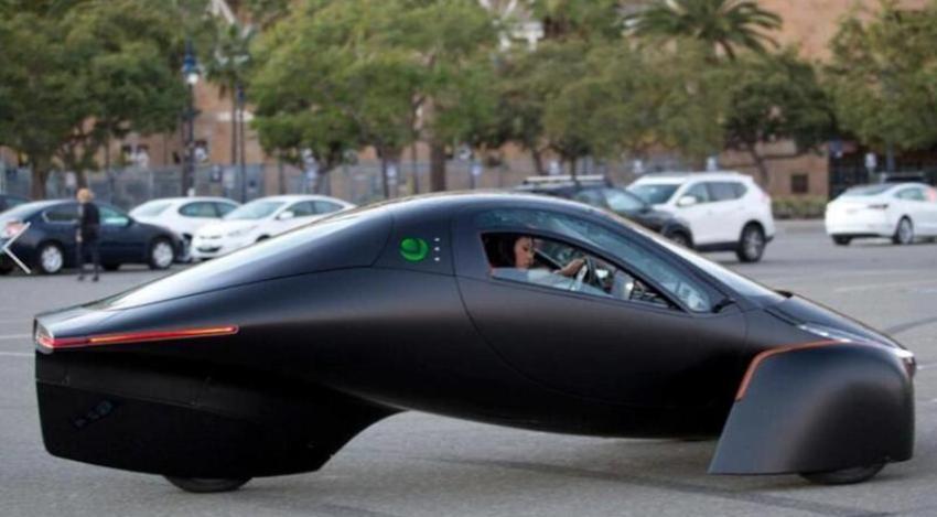 السيارة الحلم.. لا وقود ولا كهرباء وتكلفة السير صفر (شاهد اليوم)
