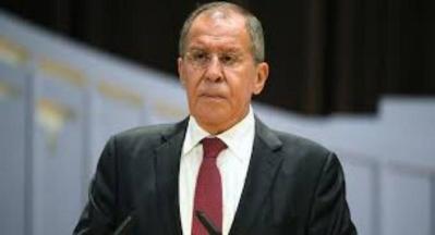 وزير الخارجية الروسي : تطبيع علاقات عربية مع إسرائيل يجب أن لا يهمش القضية الفلسطينية