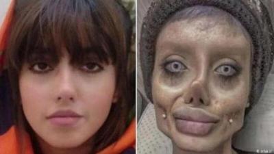 شبيهة أنجلينا جولي للواجهة.. حكم بالسجن 10 سنوات