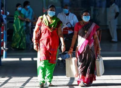 الهند تتخطى عتبة 10 ملايين إصابة بـ (كورونا)