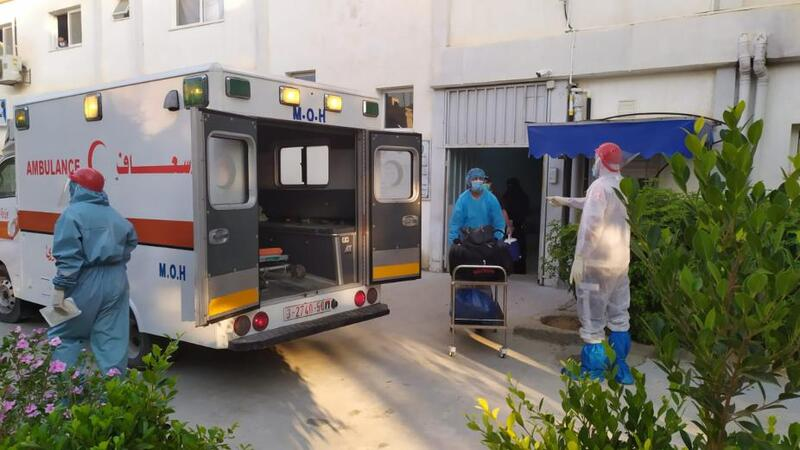 صحة غزة: تسجيل ست حالات وفاة و406 إصابة جديدة بفيروس (كورونا)