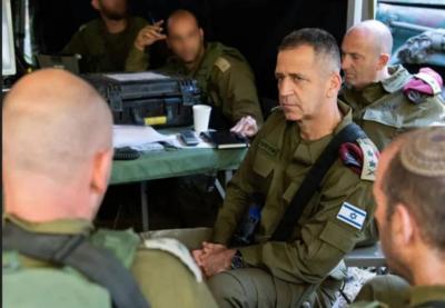 توترات بين قادة الأجهزة الأمنية في إسرائيل