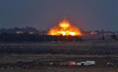 هذا ما كان في المخازن التي قصفتها إسرائيل في سورية