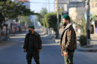 الداخلية بغزة تعلن آخر مستجدات تفشي كورونا ونتائج الإغلاق الشامل