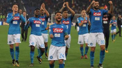 الدوري الإيطالي.. نابولي ينحني أمام فيرونا وجنوى يتغلب على كالياري