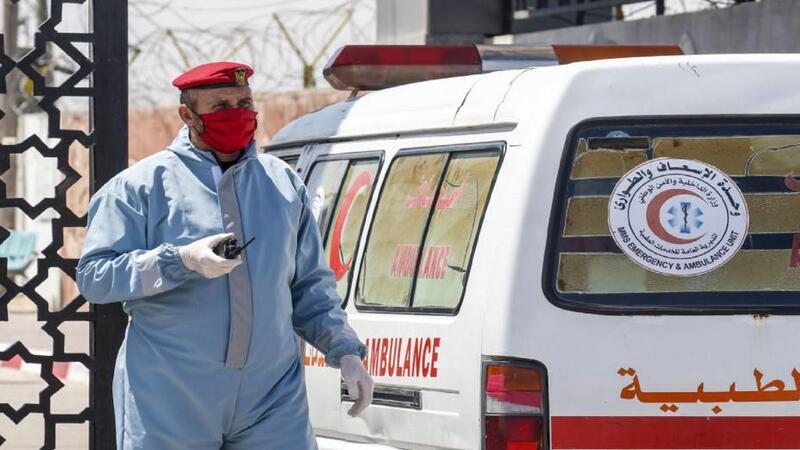 كورونا فلسطين: 14 حالة وفاة و1088 إصابة جديدة بالفيروس