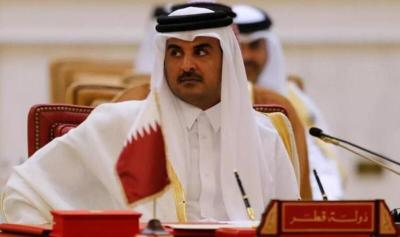 أمير قطر يعلن حضوره القمة الخليجية في السعودية