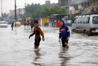 طقس فلسطين.. الأمطار تبدأ بالتساقط على المناطق الشمالية مساء الأربعاء