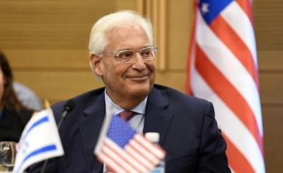 بعد فريدمان.. من سيكون السفير الأمريكي القادم في إسرائيل؟