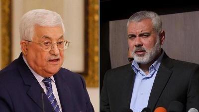 صحيفة: هذا ما دفع هنية لإرسال رسالة الموافقة على الانتخابات للرئيس محمود عباس