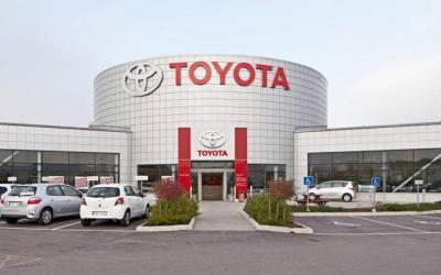 """للمرة الأولى في 5 سنوات.. """"تويوتا"""" تتصدر شركات العالم بمبيعات السيارات"""