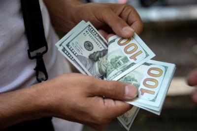 سعر صرف العملات في فلسطين