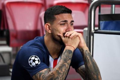 باريديس يرفض الرحيل عن باريس سان جيرمان