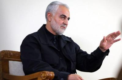 """الاستخبارات الإسرائيلية: طهران لم تتمكن من إيجاد بديل لـ """"قاسم سليماني"""""""