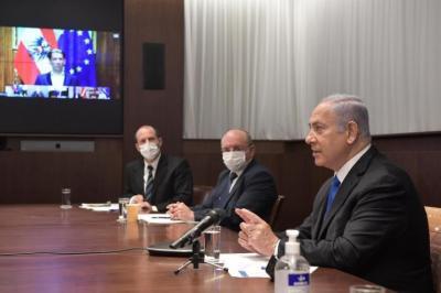 """حكومة الاحتلال الإسرائيلية تجتمع لبحث """"مسألة أمنية طارئة"""""""