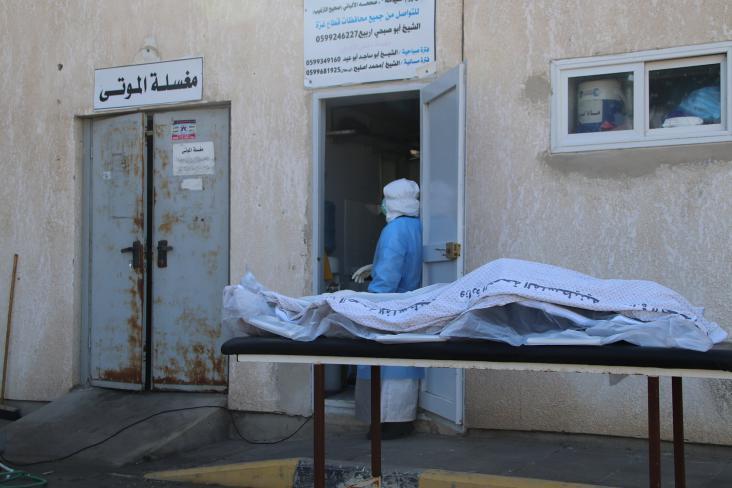 حالة وفاة و88 إصابة جديدة بفيروس (كورونا) بغزة