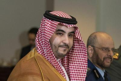 """تغريدة لـ """"خالد بن سلمان"""" عقب قرار وقف الولايات المتحدة دعمها للتحالف العربي في اليمن"""
